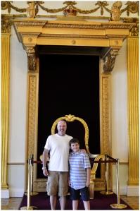 Queen Elizabeths Throne