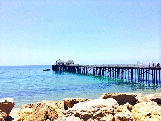 The Malibu Peir