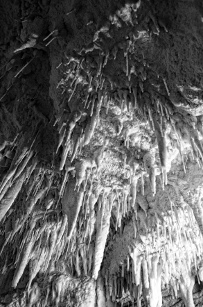 stalactites