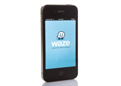 The Magical Waze App that makes you better than a local driver.